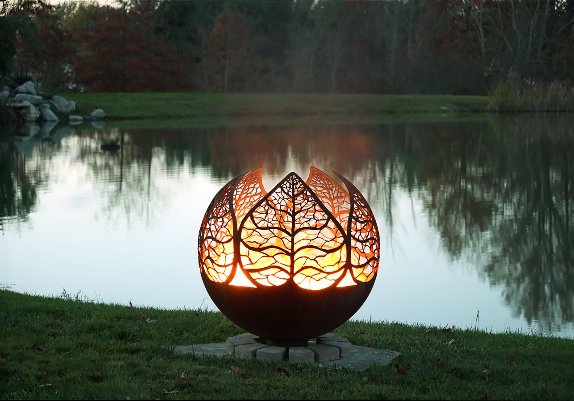 Unique Arts Fire Pits