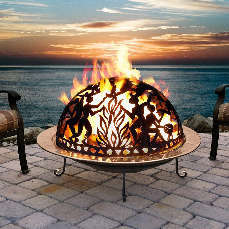 Unique fire pit designs fire pit design ideas for Best fire pit design