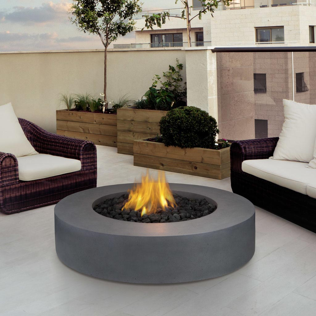 Unique Fire Pit Tables