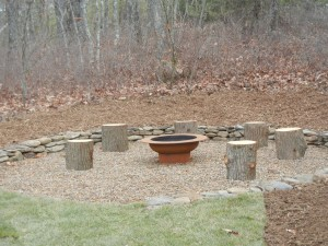 Used Tractor Rim for Fire Pit