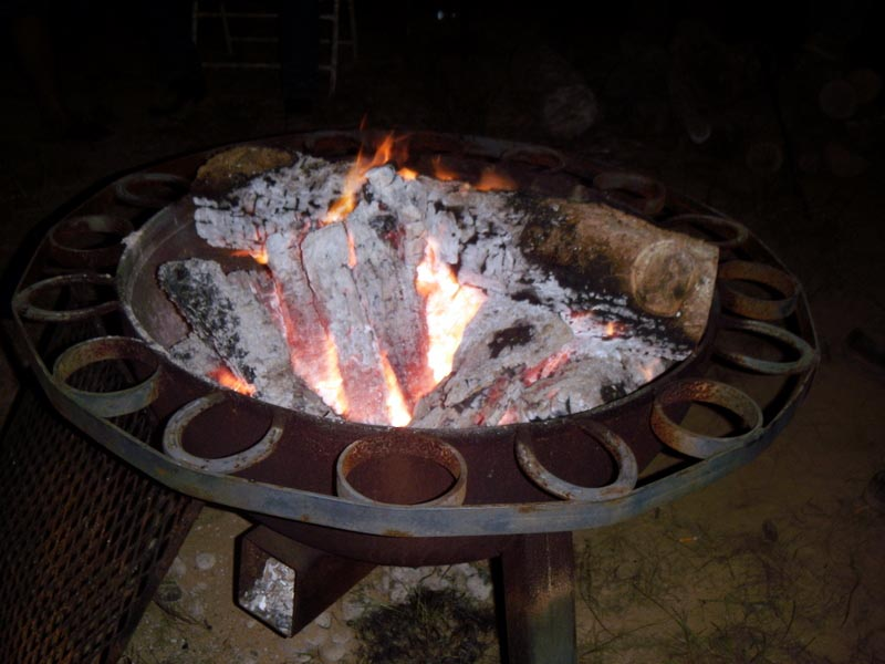 Used Tractor Rims for Fire Pit