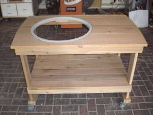 Weber BBQ Side Table