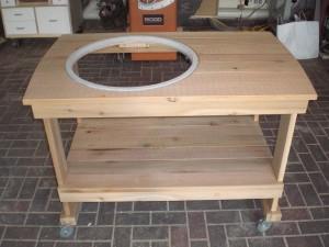 Weber BBQ Side Table