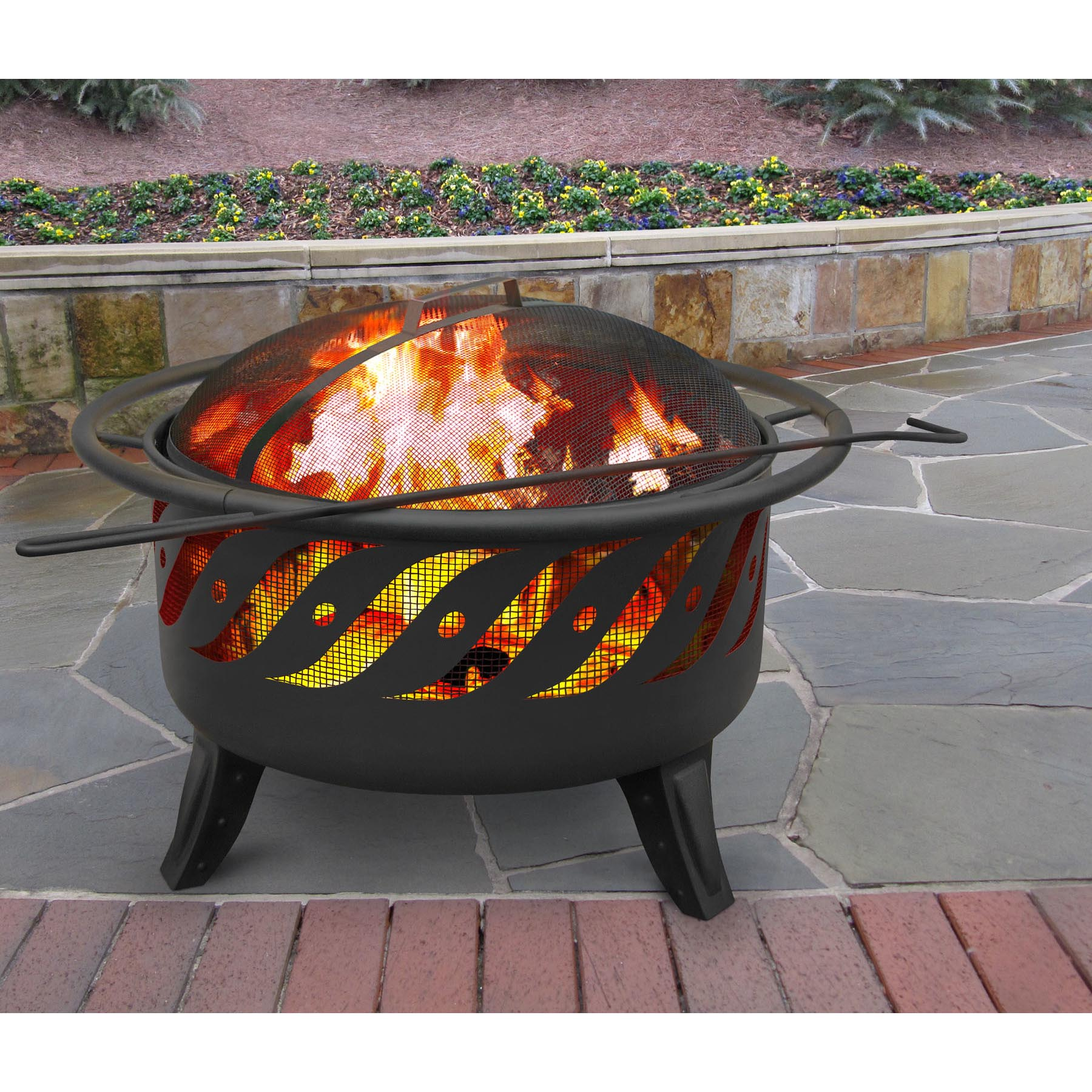 Wine Barrel Fire Pit Folsom Fire Pit Design Ideas