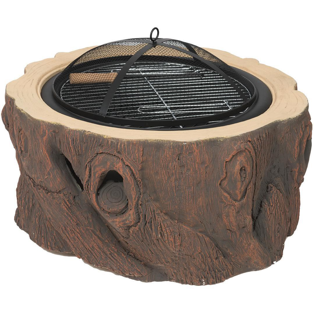 Wood Fire Pit Accessories